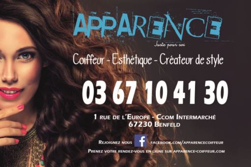 Apparences Coiffure