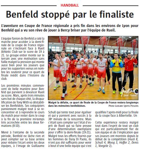 Benfeldhand