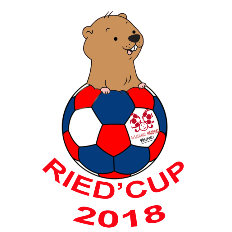 mascotte riedcup2018